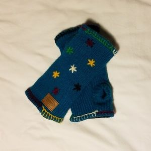 Kyber fingerless gloves